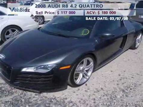 Salvage Audi by Salvage Audi R8