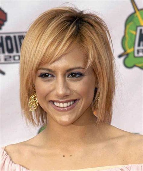 brittany murphy with blonde hair 2013 celebrity short hairstyles short hairstyles 2017
