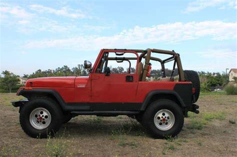 jeep wrangler 2 door hardtop used purchase used 1994 jeep wrangler s sport utility 2 door 2