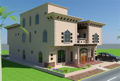 home design arabic style arabic home designs 3d front elevation arab front