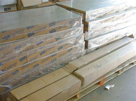 ceiling tile track lot usg ceiling tiles suspended rails hangers track blk