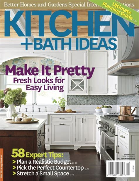 kitchen magazines kitchen and bath design magazine peenmedia com