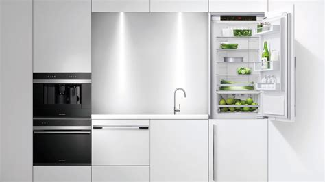 integrated kitchen appliances integrated kitchen appliances are they worth it reno addict
