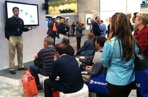 trade show presenter spark presentations trade show presenter new york interop spark presentations
