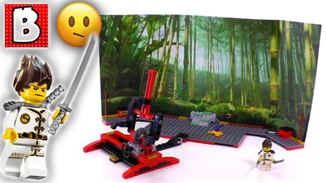 Set Mekar lego ninjago maker set review meh