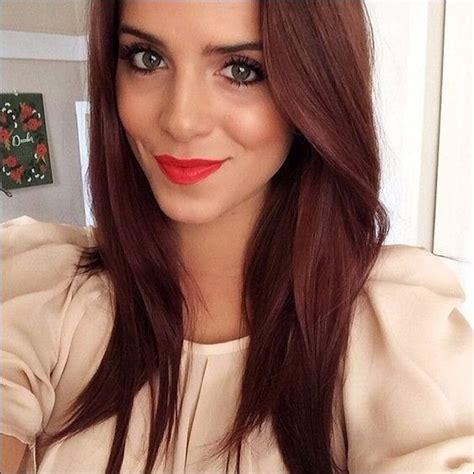 what color lipstick for fair skin brown hair youtube medium auburn brown hair color hair color pinterest