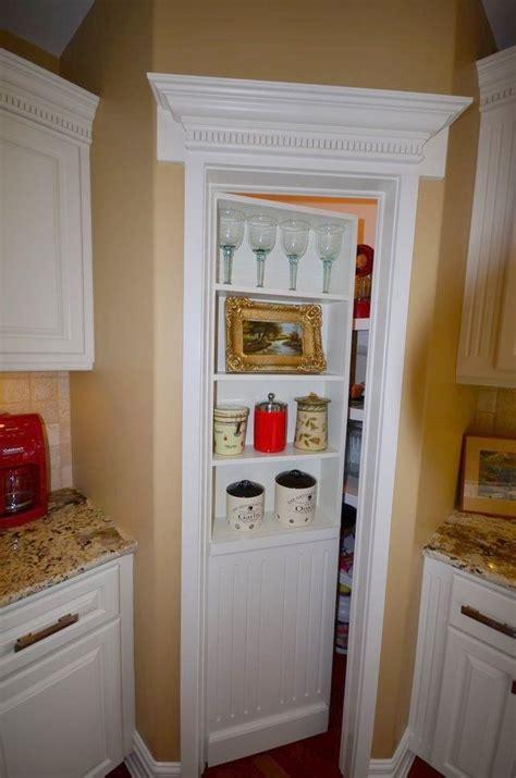 Secret Pantry by Storage Secret Door Shelf That Opens Up To Reveal
