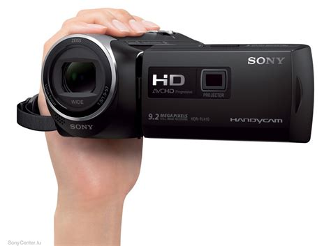 Handycam Sony Hdr Pj410 Projektor jual sony hdr pj410 handycam with built in projector zeiss lens wifi exmor r hd 9 2mp