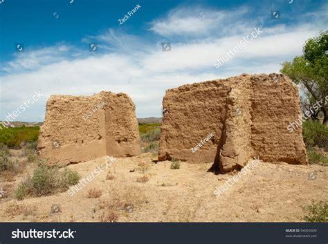 adobe ft adobe ruins of fort selden stock photo 54923449 shutterstock