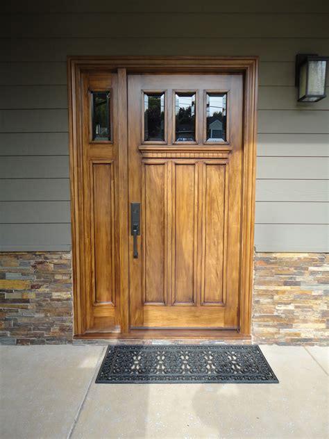 door 1 2 light panel sidelight doors sidelights