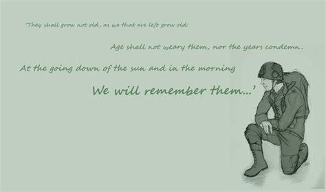 Fallen Soldier Poems And Quotes