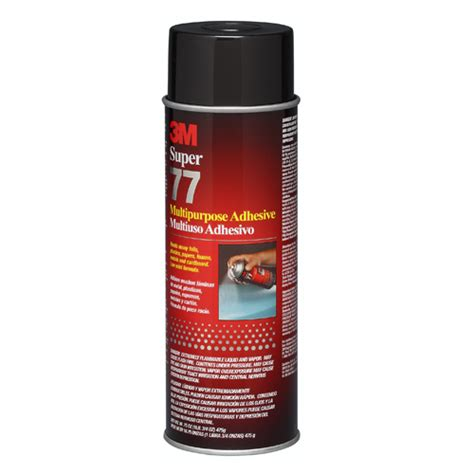 3m spray adhesive 3m 77 multipurpose spray adhesive at tsw