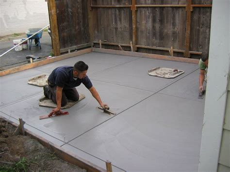 concrete patio cost how much does a concrete driveway cost here s how to