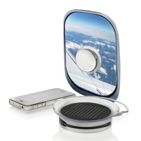 port suction cup window solar charger so that s cool