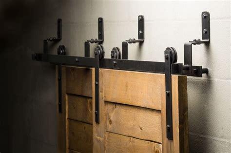 Discount Barn Door Hardware 17 Best Ideas About Bypass Barn Door Hardware On Closet Door Hardware Hanging Door