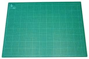 a2 a3 a4 new non slip cutting mat grid lines printed knife