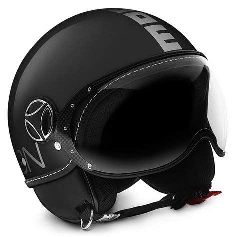 momo design jet helmet 00809460 helmet momo design demi jet fighter classic black
