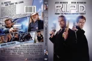 R.I.P.D. DVD Cover (2013) R1 R.i.p.d. Dvd
