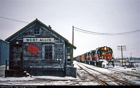 west allis section 8 locomotive details