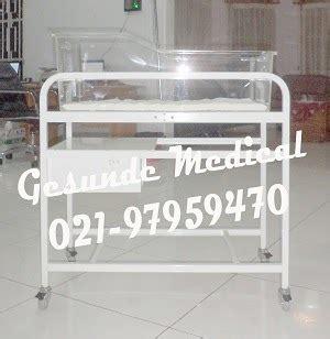Kursi Besi Rumah Sakit tempat tidur bayi rumah sakit infant bed yc b