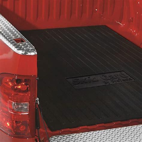 dee zee bed mats dee zee 174 black utility bed mat