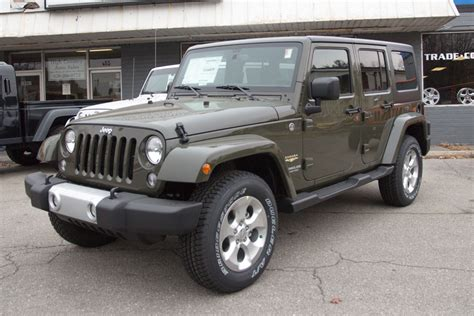 Jeep Stocks 2015 Jeep Wrangler Unlimited Tank Ext Conversion