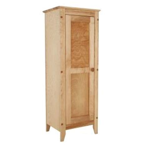 Home Depot Kitchen Storage Cabinets Catskill Craftsmen Finish Storage Cabinet 7217 The Home Depot