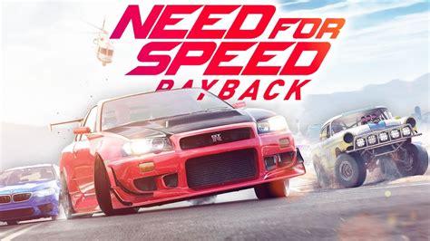 Game Need for Speed Payback Segera Hadir, Tonton