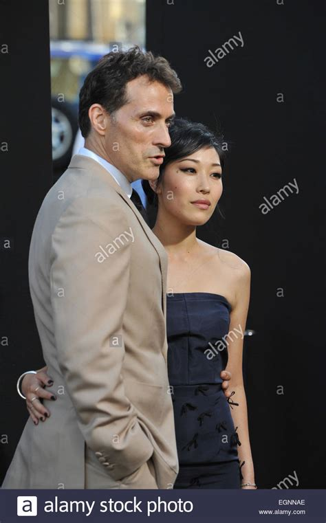 rufus sewell daughter los angeles ca july 23 2014 rufus sewell girlfriend