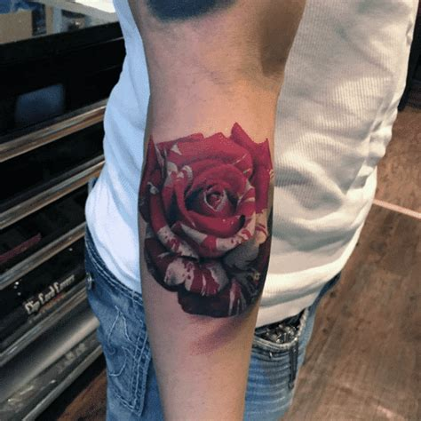 mens floral tattoo designs flower tattoos for ideas and inspiration for guys