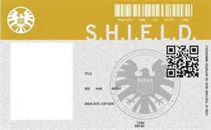 shield id card template agents of s h i e l d blank badge search s h i