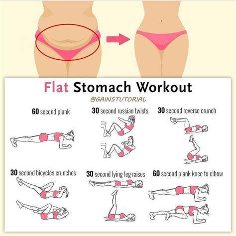 flat stomach workout weighteasylosscom fitness