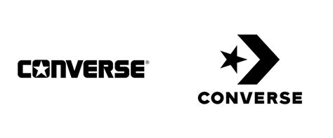 Brand New: New Logo for Converse