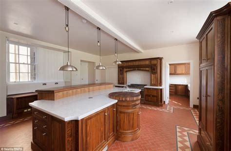 Kitchen Cabinets Restoration by Castle On The Market For 163 5m After 163 6 5m Was Spent Buying