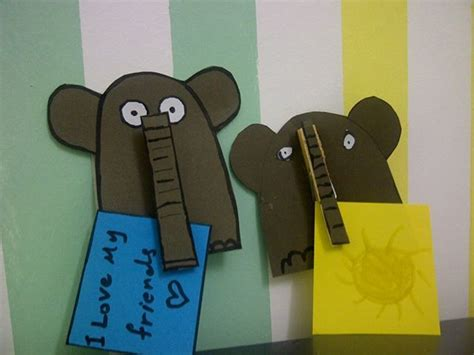 mister maker crafts for elephant peg holder mister maker craft etc