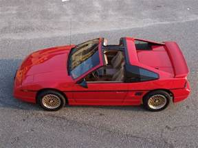 Pontiac Fiero Gt 1988 1988 Pontiac Fiero Gt I Remember High School 1985