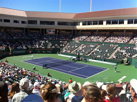 Tennis Gardens by Sportstravel On Assignment Growing The Indian