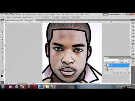 photoshop cs5 superponer imagenes youtube como hacer una caricatura con photoshop cs5 youtube