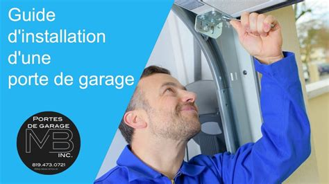 guide installation porte de garage installation porte de garage garex