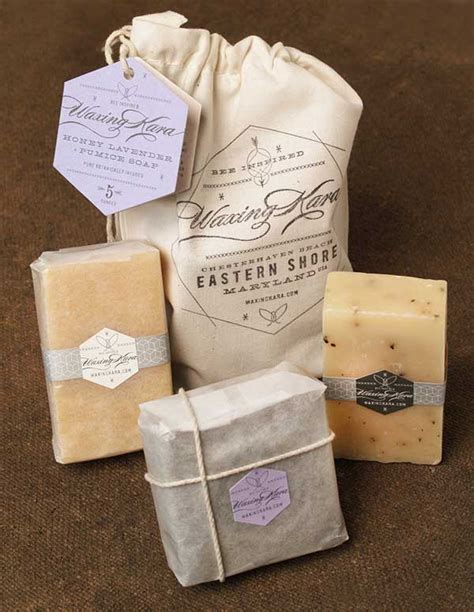 How To Package Handmade Soap - beautiful and creative soap package designs