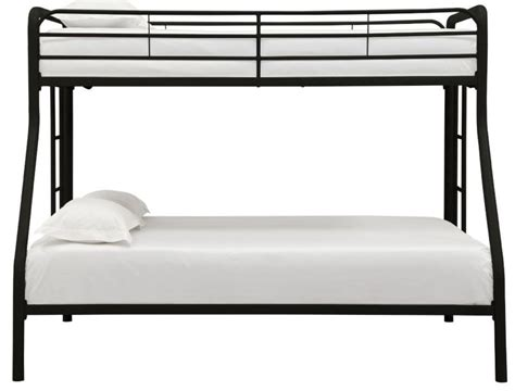 dorel home products twin over full futon bunk bed full size bunk beds for kids feel the home