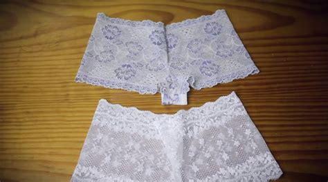 cachetero de mujer paso a paso moldes gratis como hacer ropa interior para dama en pocos pasos