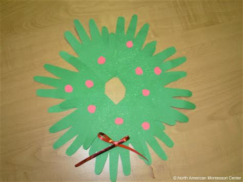 montessori elementary christmas crafts and activity guide