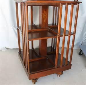 Danner Revolving Bookcase Bargain John S Antiques 187 Blog Archive Mahogany Danner