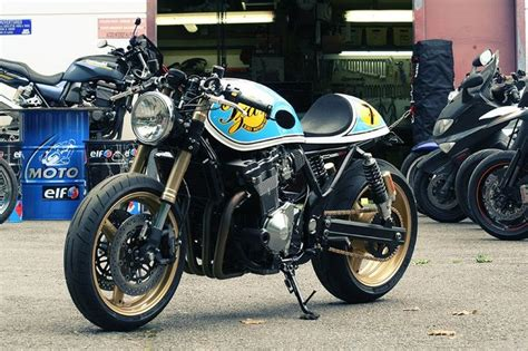 Suzuki Career Cafe Motorcycle Paint Caf 233 Racer Suzuki By Raspo