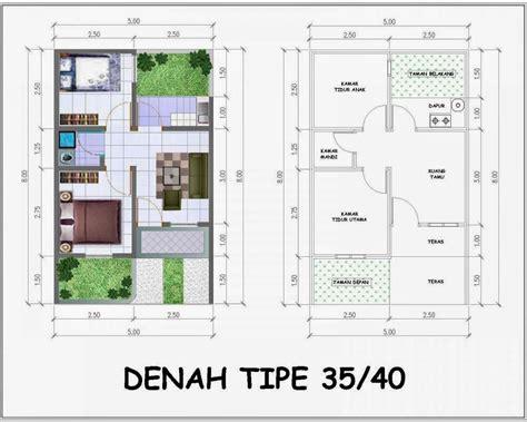denah rumah minimalis tipe  desain denah rumah terbaru denah rumah minimalis desain
