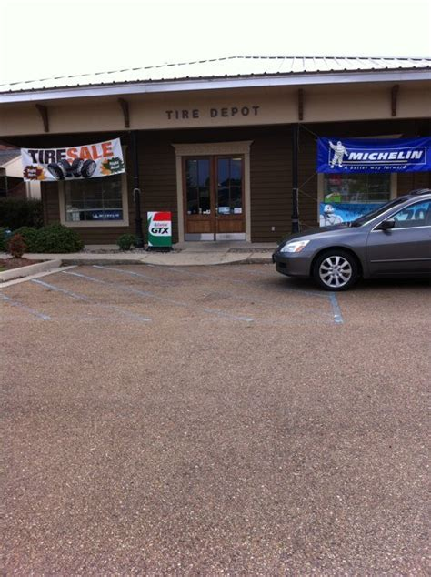 tire depot in brandon tire depot 1191 fannin rd