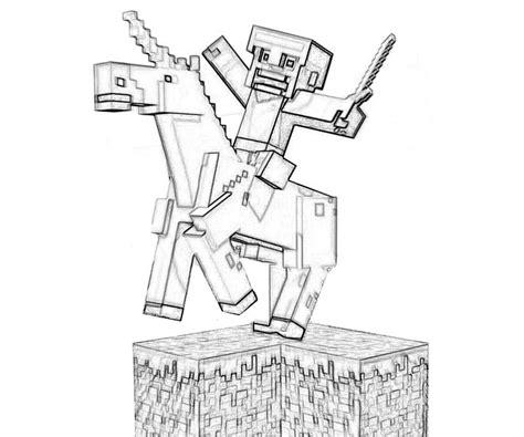 minecraft horse coloring page minecraft character yumiko fujiwara