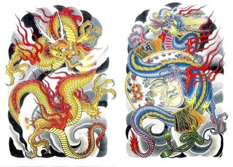 オリエンタル タトゥーと和彫り風刺青デザイン oriental23 jpg tattoo hearties