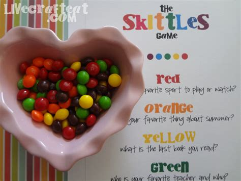 skittles saying just b cause new leader at my church for the 10 and 11 year
